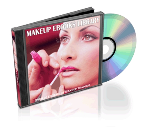 Product picture Makeup Training E-book Course